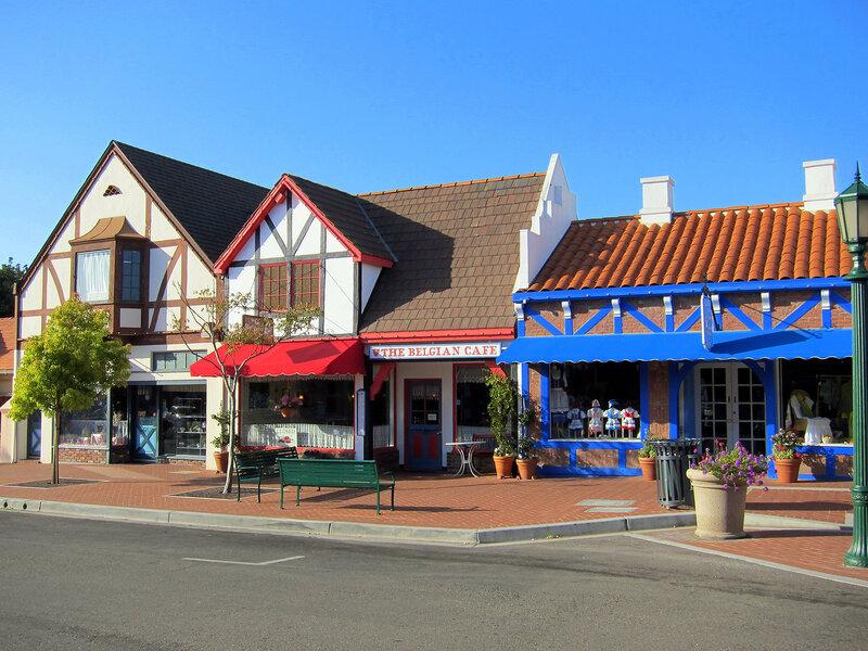 Сольвенг, Калифорния