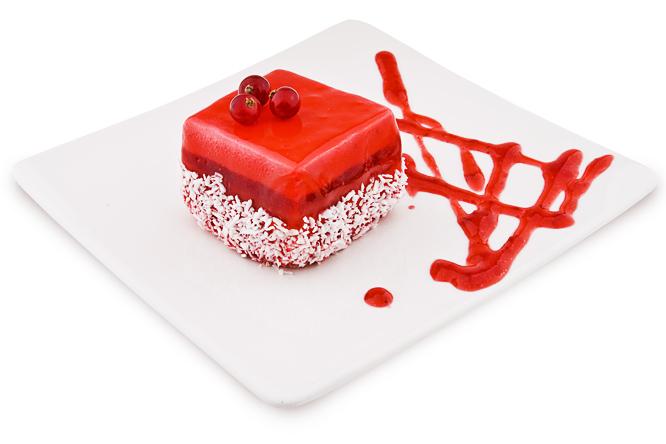 сладкие блюда для меню. фотосъемка со студийным светом