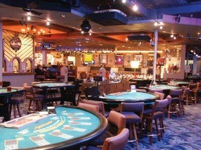 В казино нет окон
