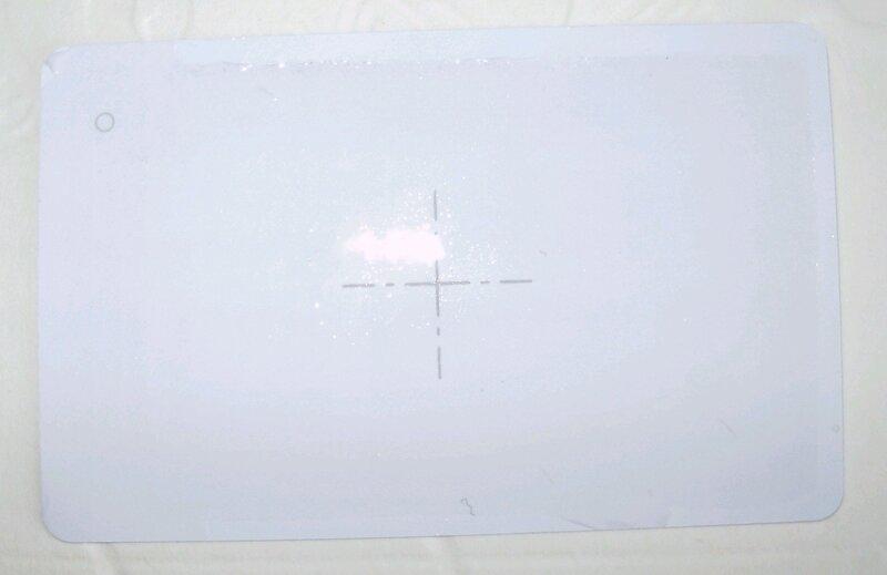 Общий вид карты после снятия слоя надписей