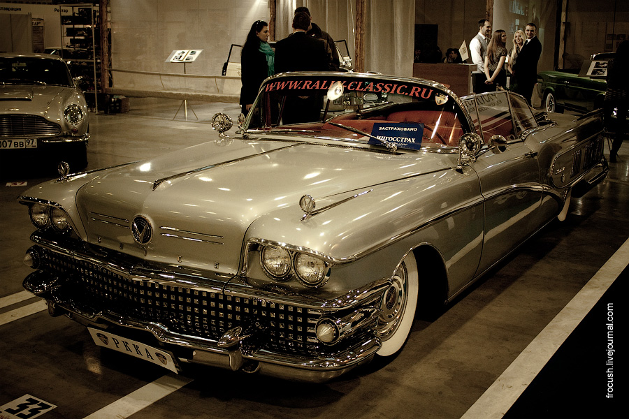 Buick Limited Riviera, 1958