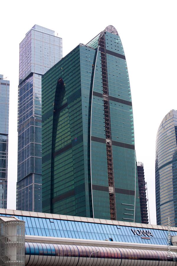 Комплекс «Imperia Tower» «Москва-Сити»