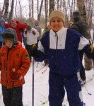 Лыжная эстафета, 19 марта 2010 года