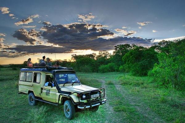 Красоты Африки