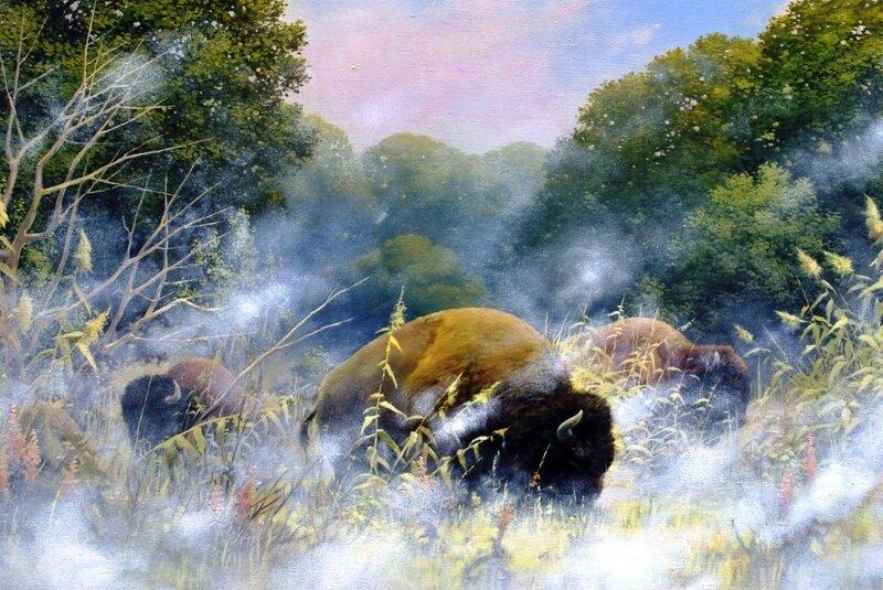 Картины художника Алексея Капустяна (13)