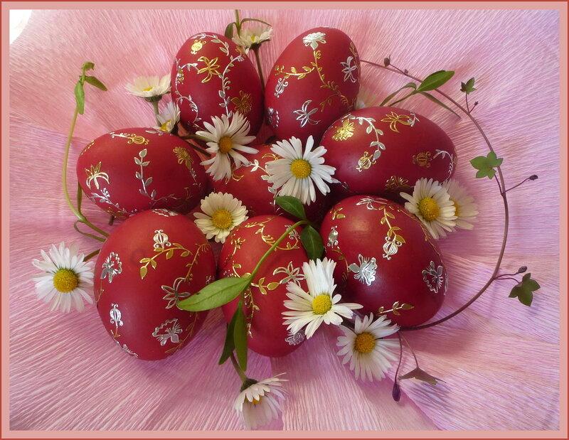 Поздравляю всех вас с наступающим пресветлым праздником Пасхи
