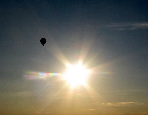 Полет к Солнцу