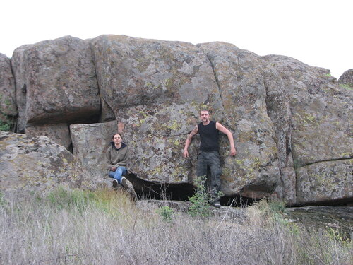 """""""Каменные могилы"""" 10 мая 2010 и немного дельше 0_5689d_43dc36f7_L"""