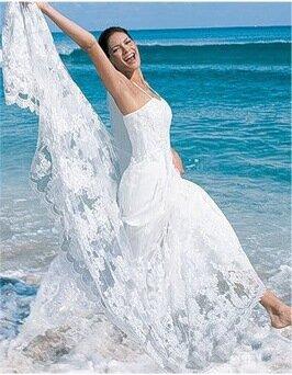 Описание: Свадебные платья для полных невест.