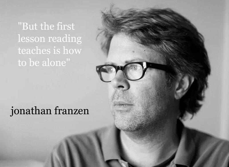 Jonathan Franzen, American novelist