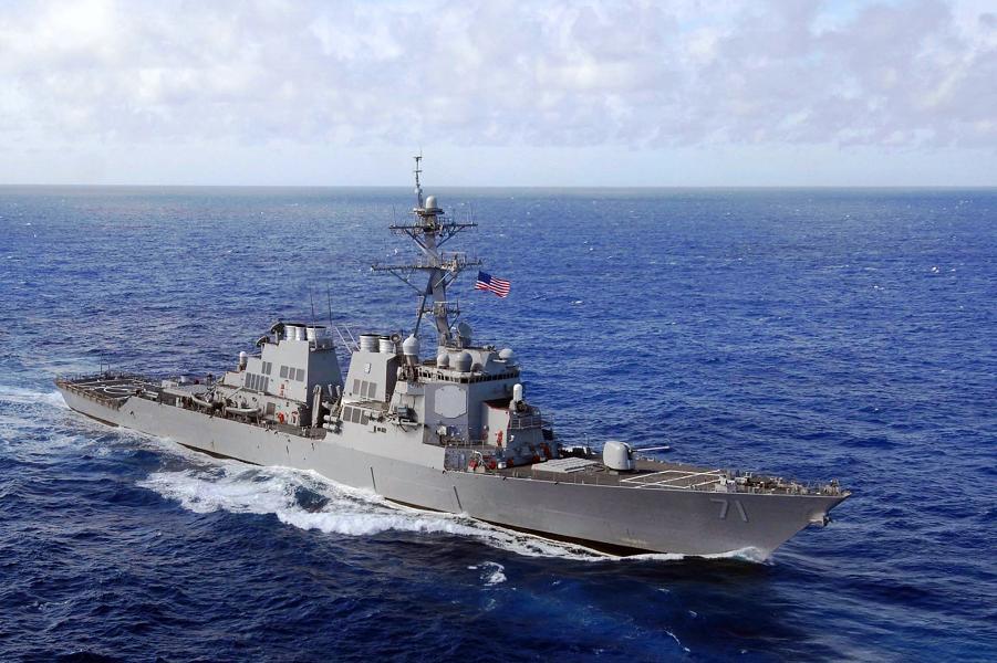 Эсминец ВМС США Ross DDG-71.png