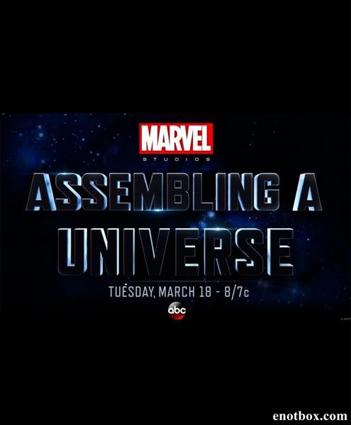 Marvel Studios: Объединяя вселенную / Marvel Studios: Assembling a Universe (2014/WEB-DL/WEB-DLRip)