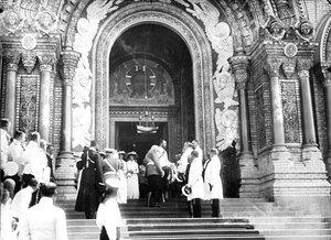 Освящение Никольского собора состоялось 10 июня 1913 года