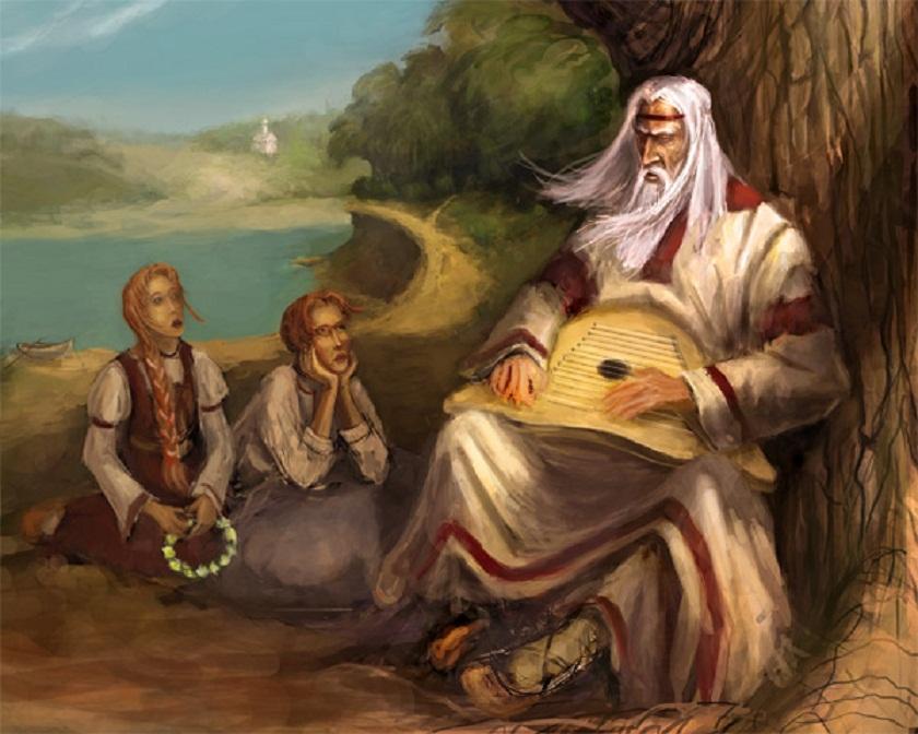 Ведизм был на Руси до XVI века