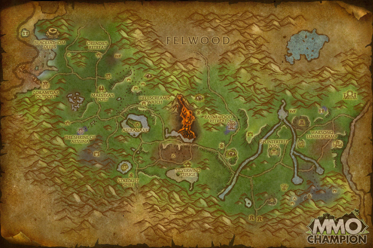 Map big breast for warcraft iii porn images