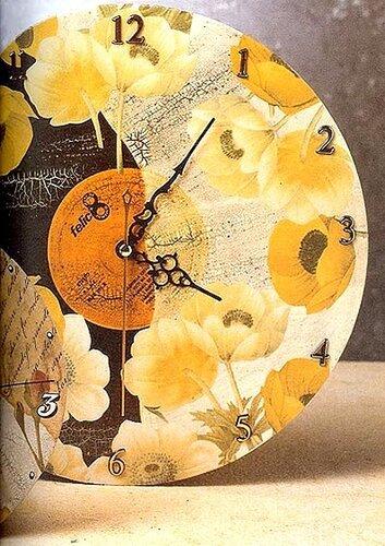 часы-из-пластинки