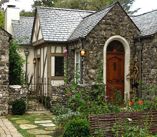 Красивые идеи для дачного дома