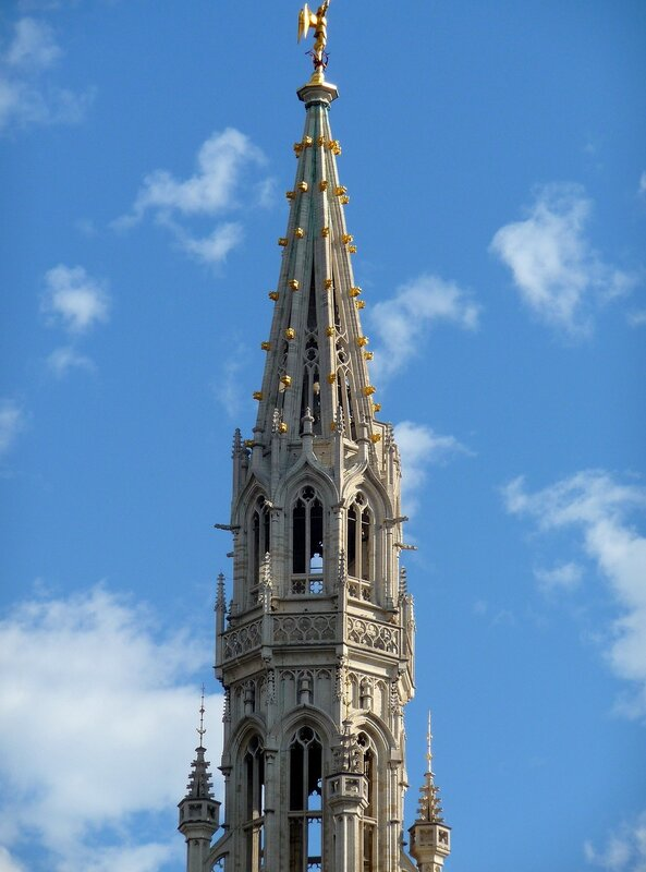 Башня ратуши.