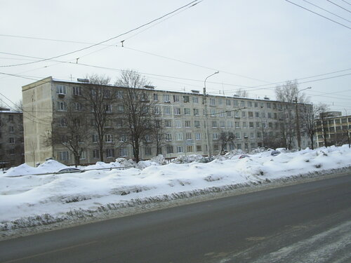 Бухарестская ул. 7