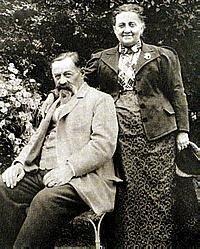 Супруги Брокар