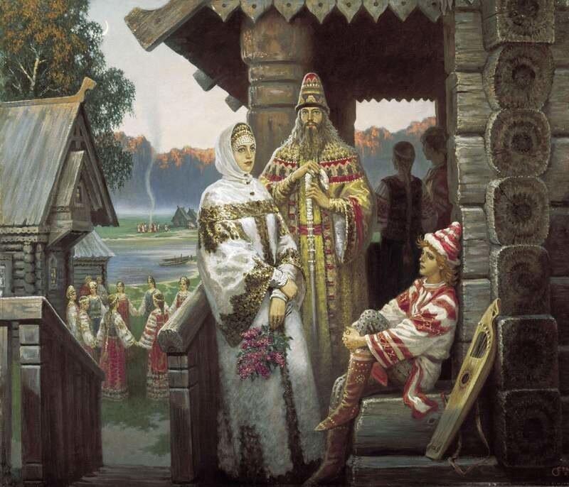 Б.Ольшанский, Берендеи