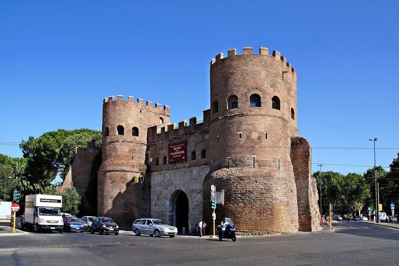 Ворота Сан-Паоло