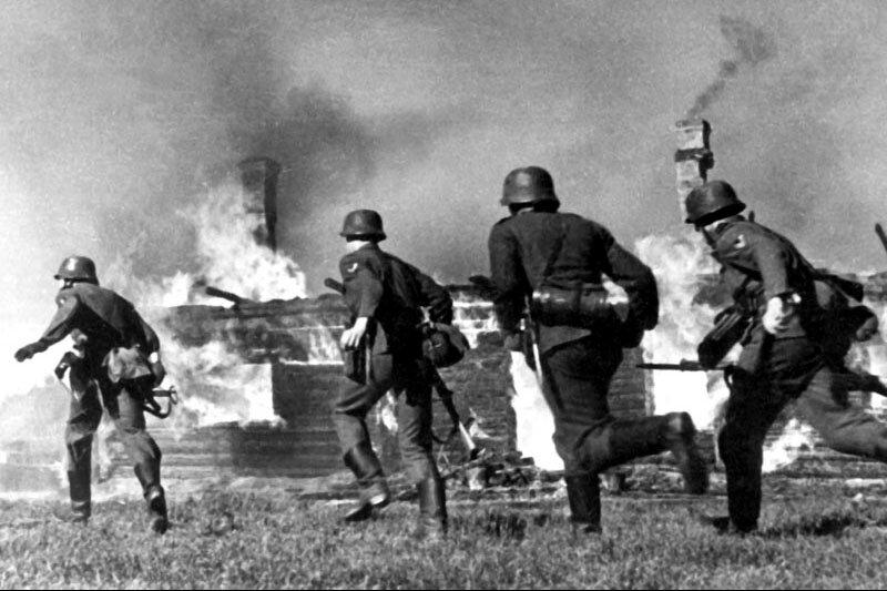 Фотографии Великой Отечественной Войны: 41-й год