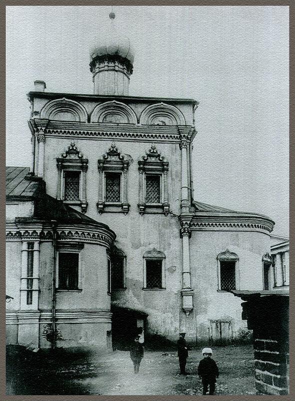 Церковь Николая Чудотворца в Кошелях