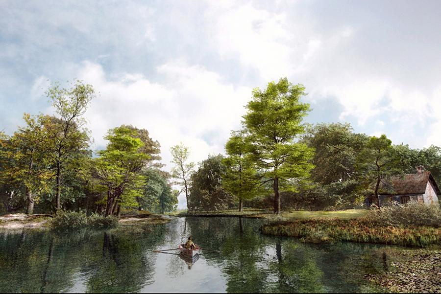 Ash Tree Lake