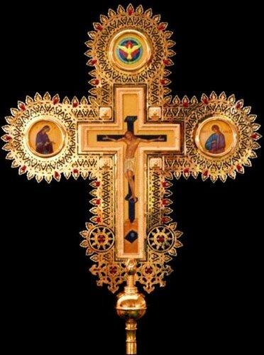 Крест 797 х 933 мм.