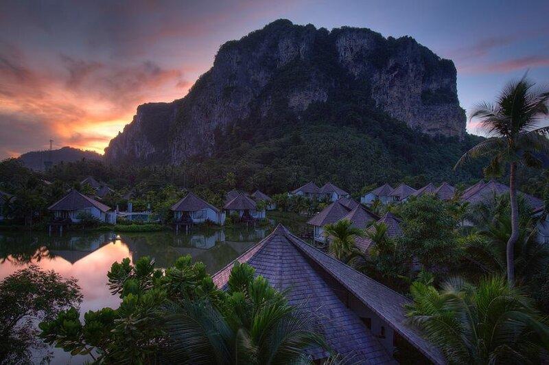 Ao Nang, Krabi, Thailand.