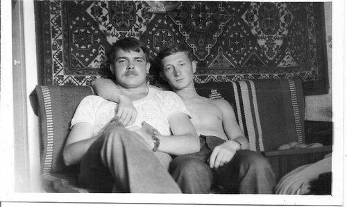 Мы с А.Семаевым