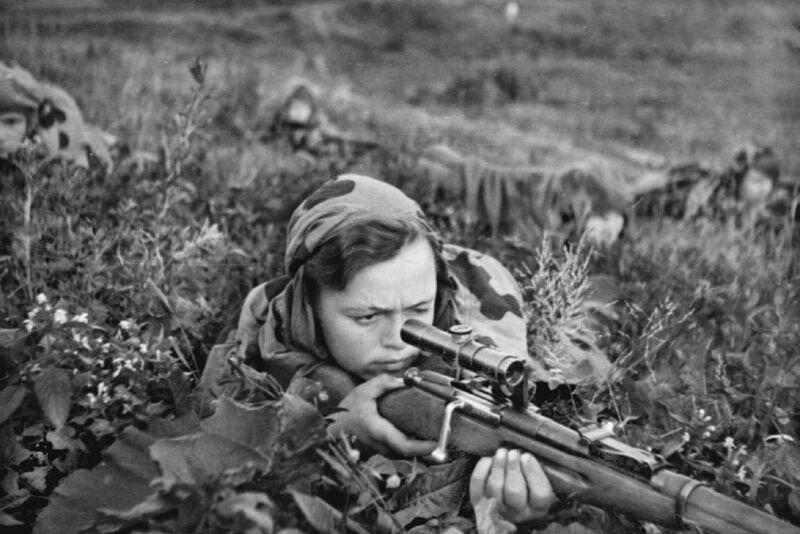 Снайпер орденоносец евдокия мотина