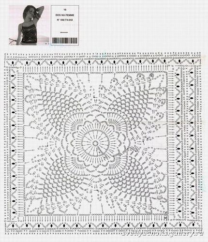 Вязание.  Вязаные модели для женщин с описанием(топы, кофты, жилеты)