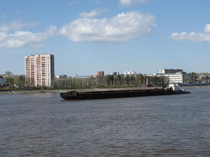 Кама у Краснокамска