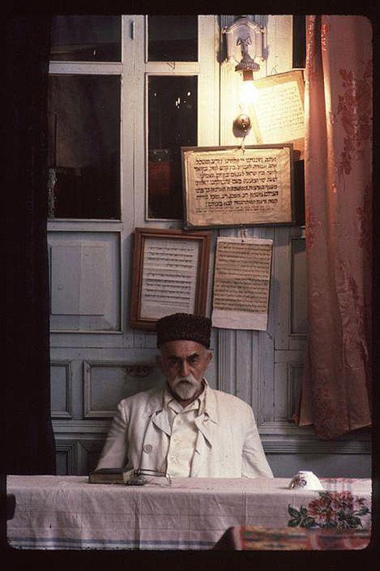 9. Единственная незакрытая синагога Бухары.