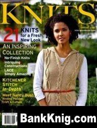 Журнал Interweave Knits 2010 Spring