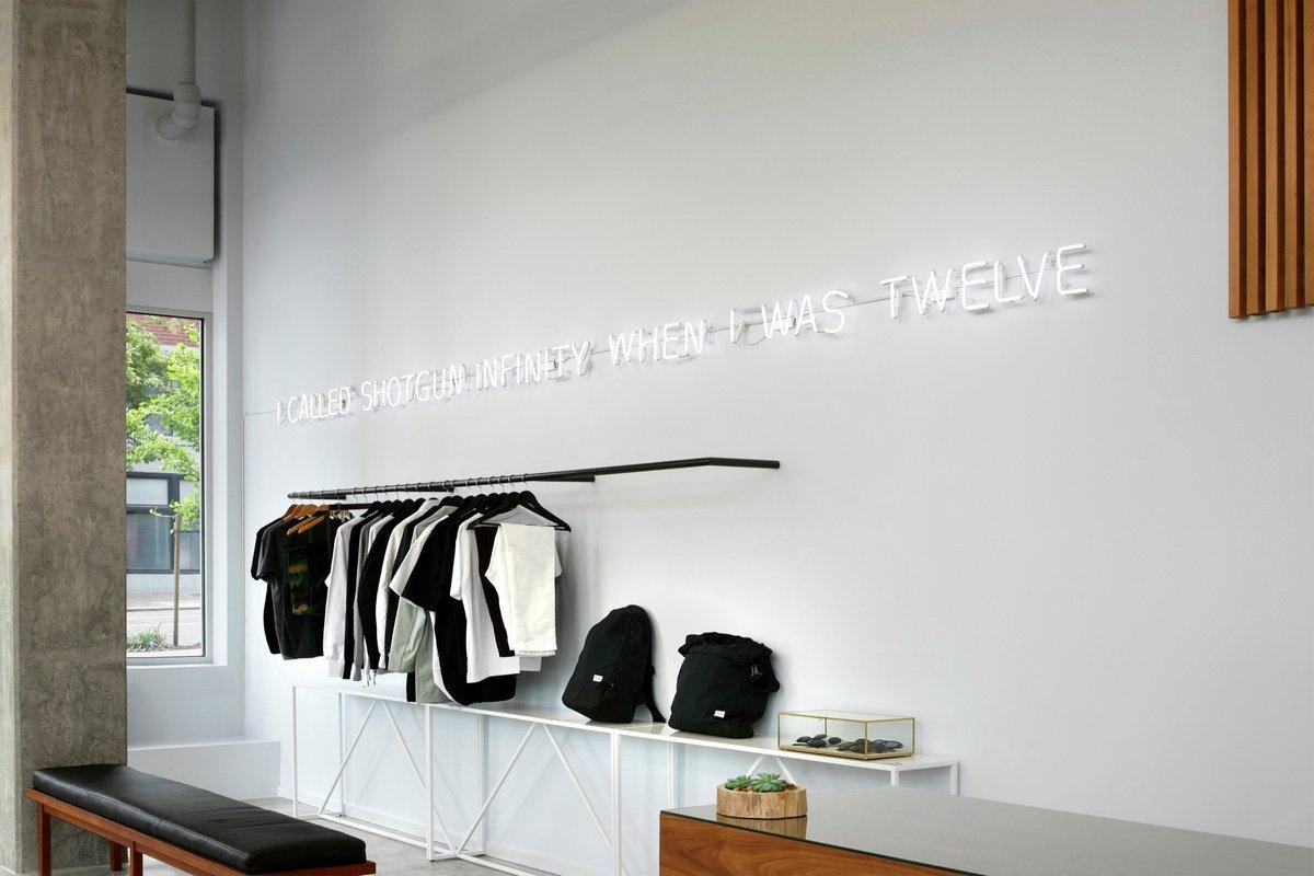 Best Practice Architecture, Likelihood, интерьер обувных магазинов, интерьер магазина одежды фото, оформление магазина одежды фото, оформление обувного магазина
