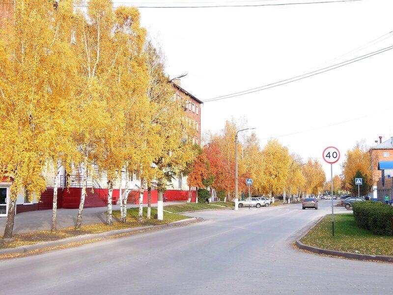 Гурьевск - Улица Кирова