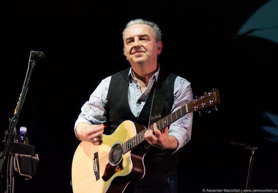 Владимир Шахрин на концерте в Саранске 16.04.2015