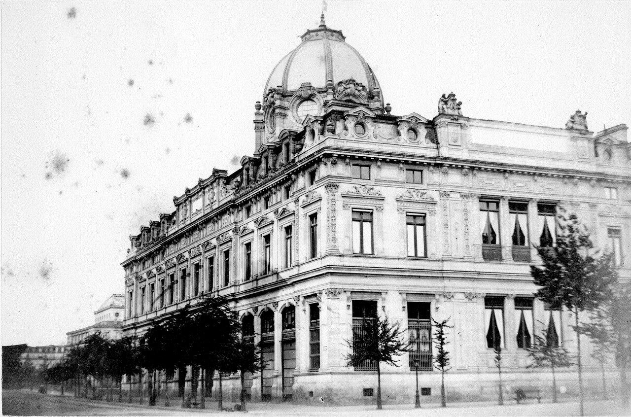 1900-е. Здание Коммерческого суда