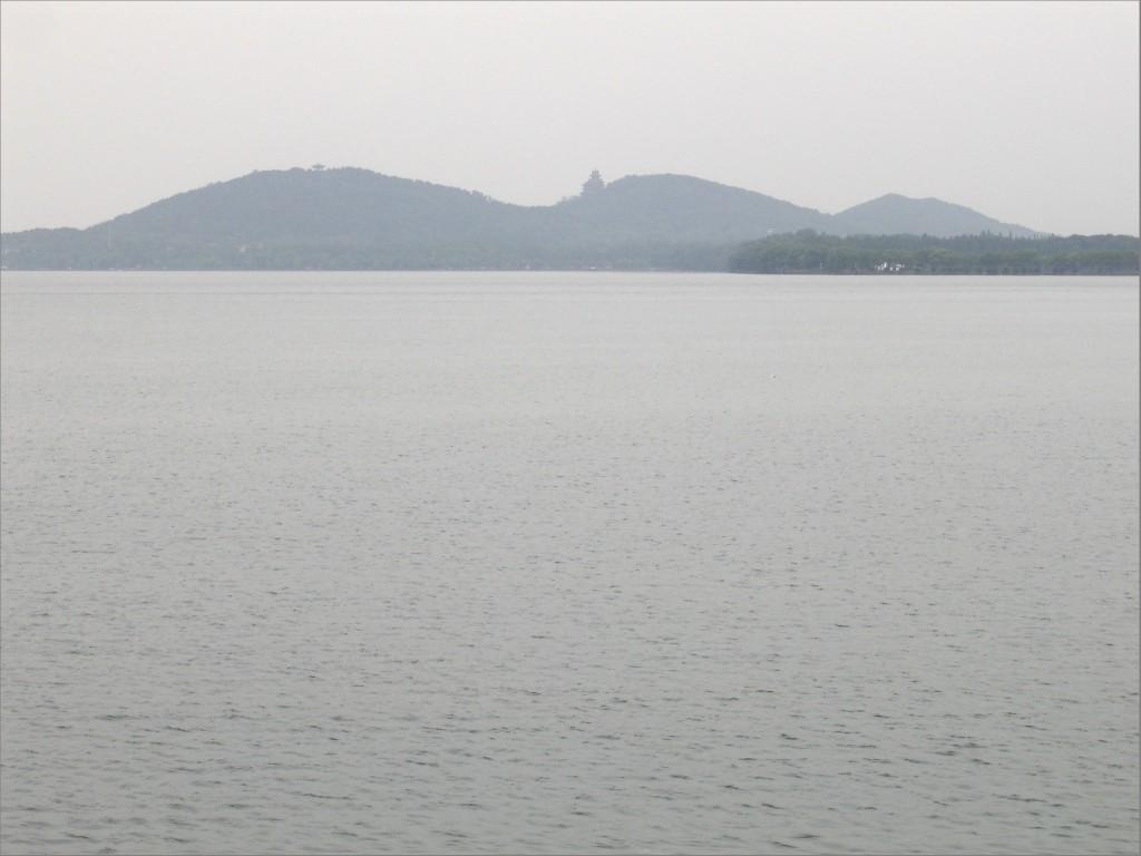 Озеро Дунху, Мошань