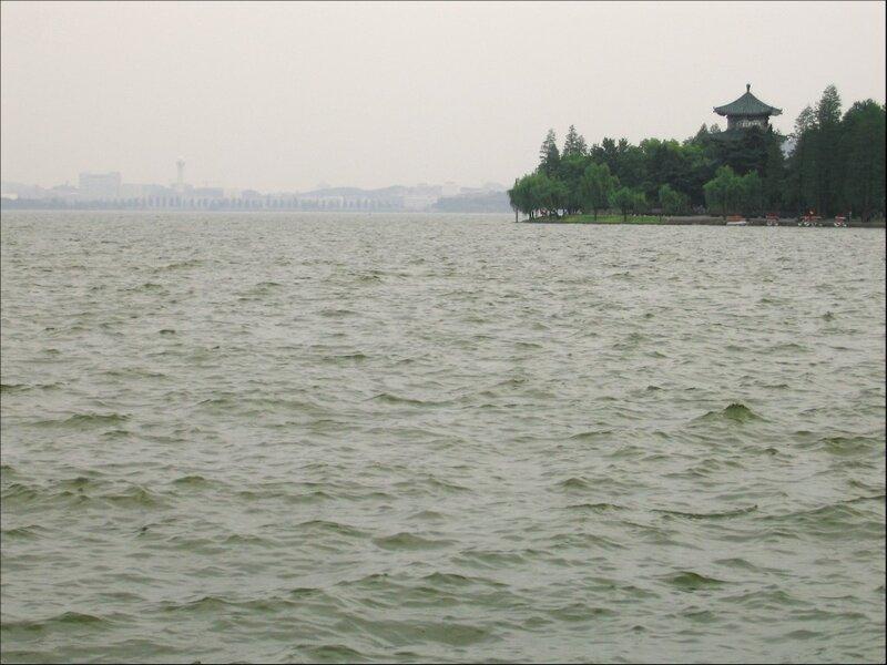 Мыс, озеро Дунху, Ухань