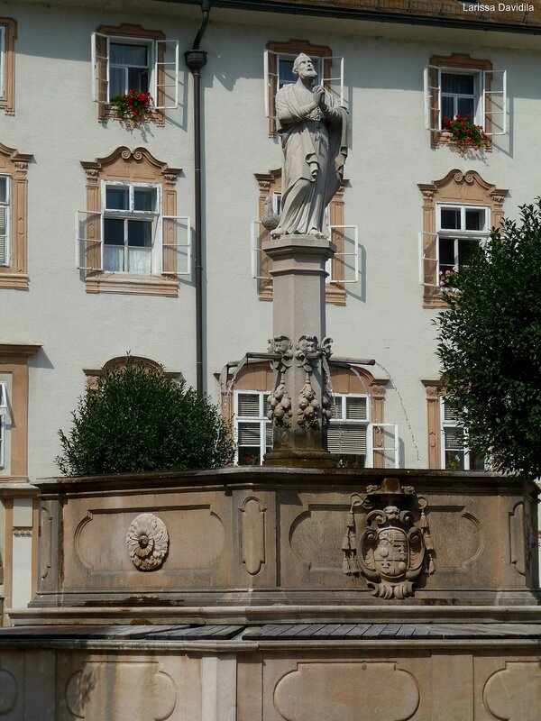 Статуя Св. Петра.
