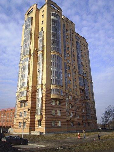 Бухарестская ул. 64