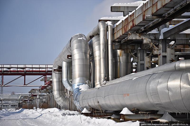 Томская ТЭЦ-3 задумывалась как составная часть новой схемы теплоснабжения города Томска.
