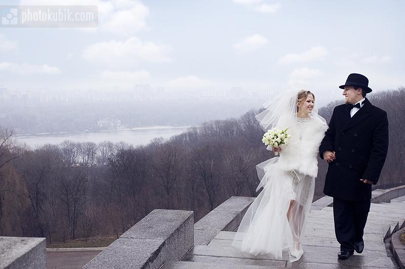 свадебная фотография  Свадебная фотография. Маша и Митя.