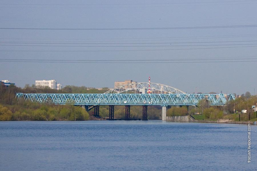 Сабуровские железнодорожные мосты