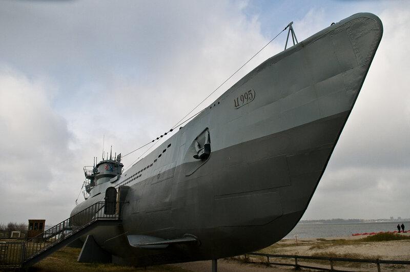 Иллюзия подводная лодка u 995