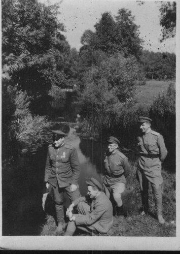 Около г. Паневежис 16.08.1944